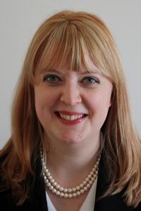 2014 Distinguished Alumna - Erin L. Boyle