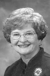 2000 Distinguished Alumni - Carol B. Tighe
