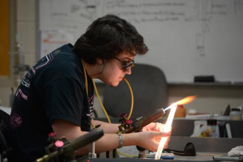 Scientific Glass Technology