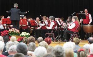 Salem American Legion Holiday Concert