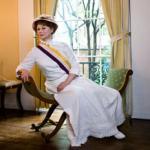 SCC Bookmobile features Alice Paul on Nov. 10