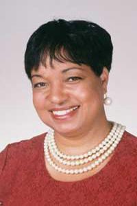 2005 Distinguished Alumni - Edith Corbin