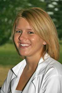 2011 Distinguished Alumna - Brooke Marie Alston