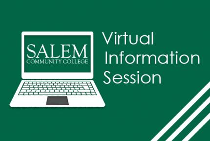Virtual Information Sessions