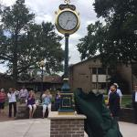 SCC unveils Alumni Clock on Klinke Green