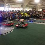 High School Students Gear Up for the 2017 Duel on the Delaware FIRST Robotics Competition