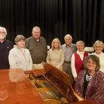 Donated baby grand makes debut at SCC Oak Singers' holiday concert