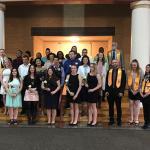 SCC Phi Theta Kappa honor society inducts 51