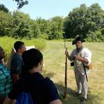 "SCC Bookmobile living history program to feature ""The Revolutionary War in Salem County"""