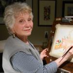 SCC exhibit features watercolor artist Maria Payer