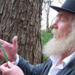 SCC Bookmobile features Walt Whitman on April 28