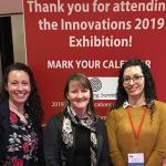 SCC delegation presents at international conference