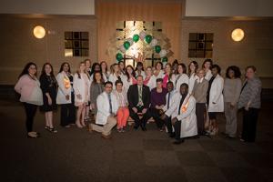 SCC pins new class of Associate Degree in Nursing graduates
