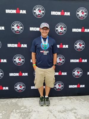 SCC student joins in family tradition – Ironman Triathlon