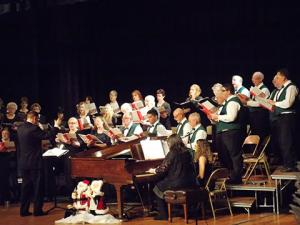 Oak Singers to present Annual Holiday Concert