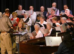 """SCC Oak Singers to offer """"Choral Music Then and Now"""" on May 13"""