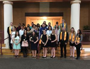 SCC Phi Theta Kappa honor society inducts 51