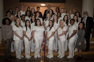 SCC celebrates new class of Practical Nursing graduates with pinning ceremony