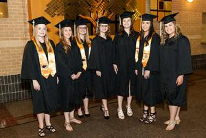 Seven SCVTS seniors earn associate degrees from SCC