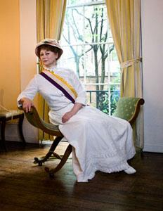 SCC Bookmobile features Alice Paul on Nov. 10
