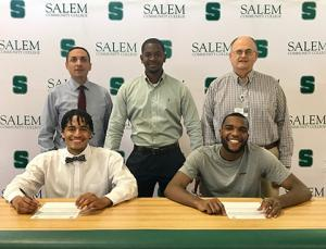 SCC Mighty Oaks men's basketball signs two from Delaware