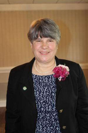 Dorothy Hall honored as 2018 Woman of Achievement
